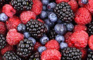 frutos rojos para combatir el estrés
