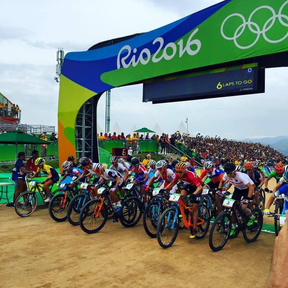 MTB Río 2016: Rissveds sorprende a las favoritas y se cuelga el oro