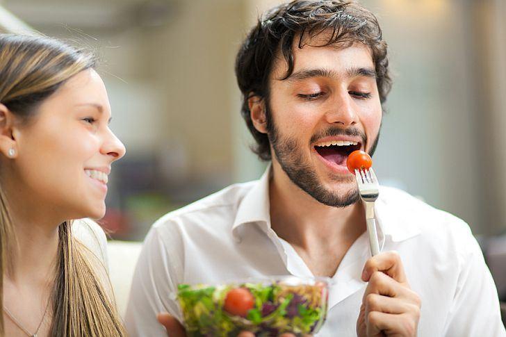 come para ser feliz