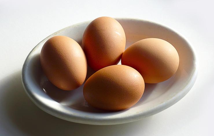 proteina huevos