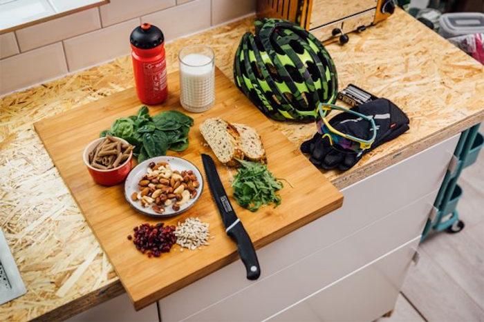 dieta perder peso ciclista