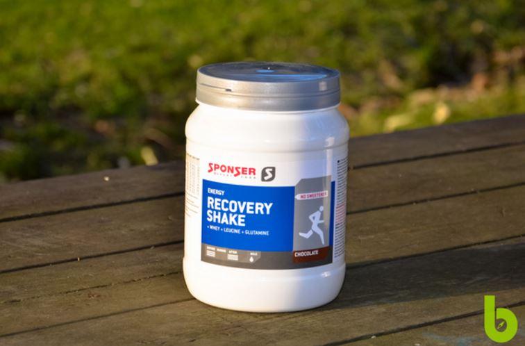 REcovery Shake Sponser