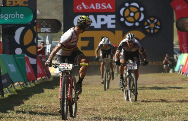 Cape Epic 2017 etapa 3 nino