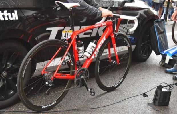 Así es la Trek-049-RD, el secreto mejor guardado de Alberto Contador