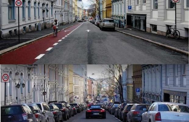 Así han conseguido eliminar los coches de las calles de Oslo