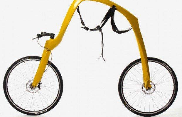 Así podría ser la bici del futuro
