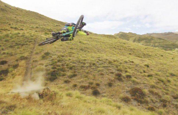 Así suena la velocidad en mountain bike