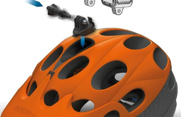 Catlike Yelmo, el único casco homologado para GoPro y foco de luz