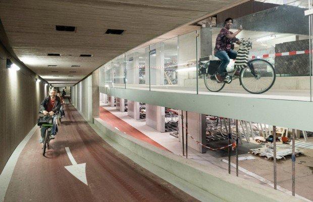 ¿Cómo se convirtió Holanda en el paraíso ciclista?