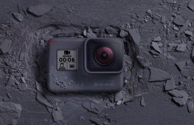 Ya está aquí la GoPro Hero 6, características y precio