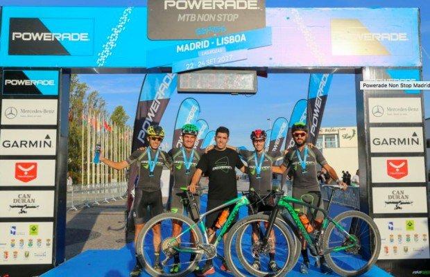 El Berria Factory Team, campeón de la Powerade Madrid-Lisboa 2017