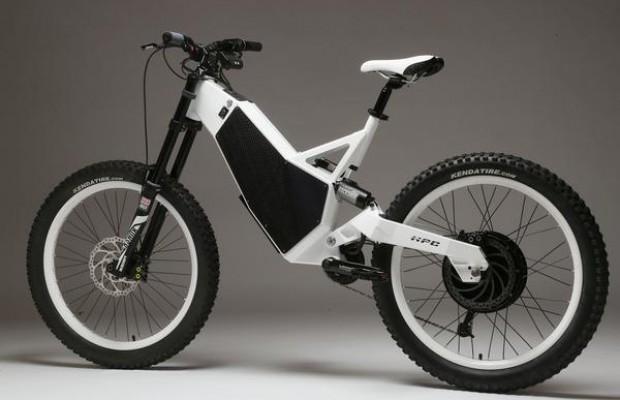 esta bici el ctrica es capaz de alcanzar los 100 km por hora. Black Bedroom Furniture Sets. Home Design Ideas