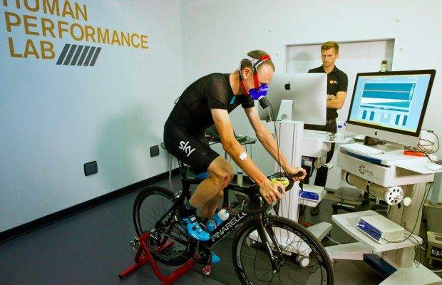 Estos son los datos fisiológicos de Chris Froome, ¿es un súper ciclista?