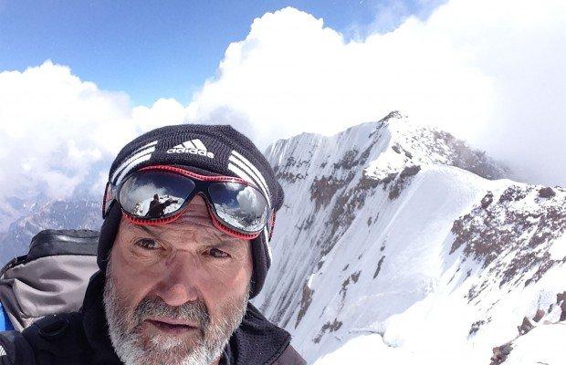 Juanito Oiarzabal subirá el Kilimanjaro en mountain bike