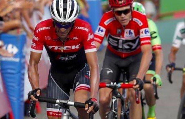 La propuesta de Alberto Contador para acabar con la superioridad del equipo Sky