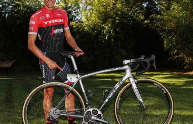 La Trek Emonda SLR con la que Contador se despide del ciclismo profesional