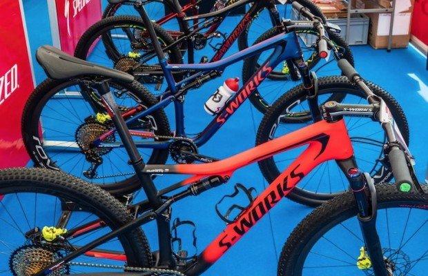 Las 5 mejores Mountain bikes de la Copa del Mundo XCO de Val di Sole