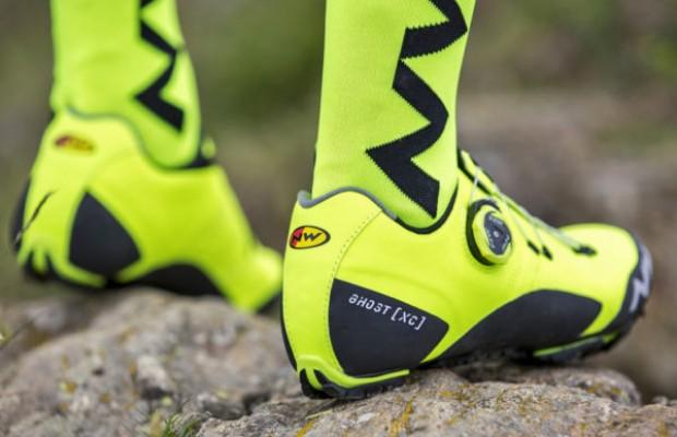 Las Northwave Ghost XC son las primeras zapatillas de mtb con tecnología XFrame