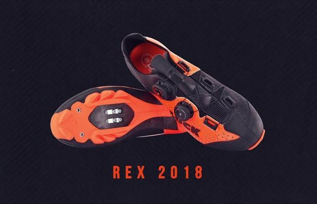 Luck Rex 2018, las zapatillas de mtb de alta gama que lleva Carlos Coloma