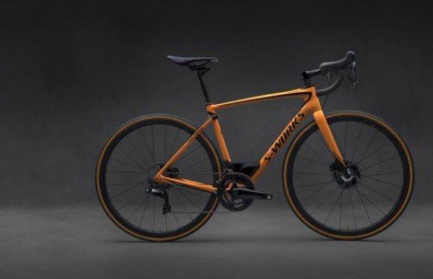 McLaren Specialized Roubaix, una edición especial de la histórica bicicleta