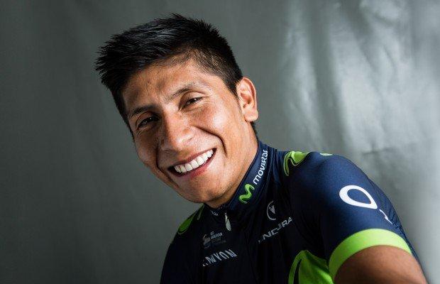 Nairo Quintana deja claro que será el líder del Movistar Team en el Tour de Francia 2018