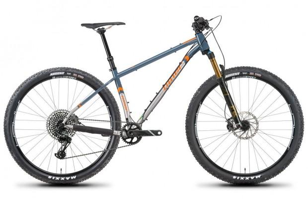 Niner Sir9 fabricada en acero, la bicicleta para todo