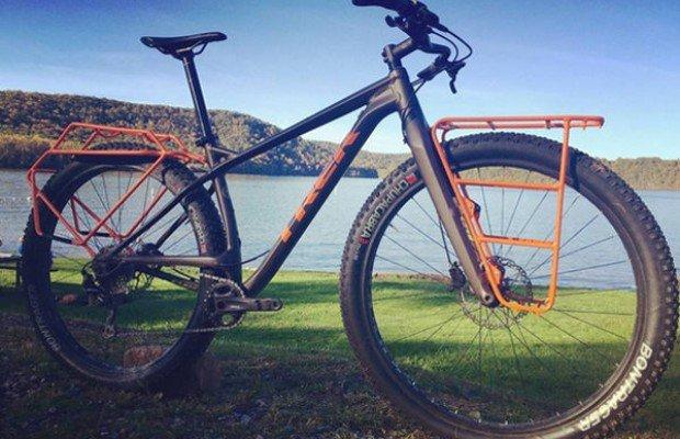 Nueva Trek 1120 para bikepacking