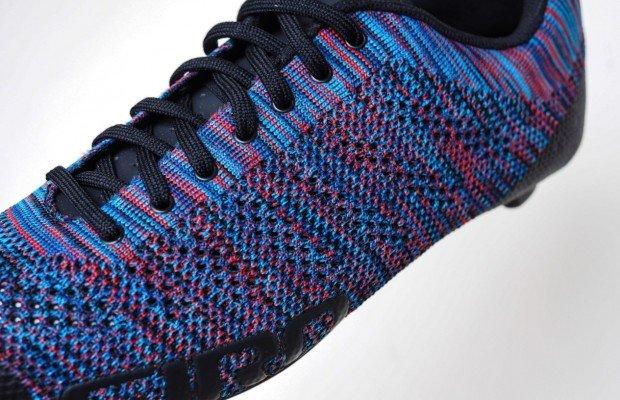 Nuevas zapatillas de Giro Empire Knit para mountain bike y carretera con tejido de punto y polaina