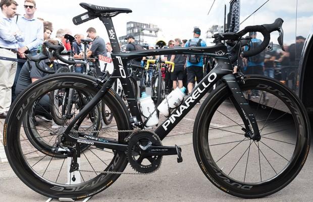 Pinarello Dogma F10, así es la bici de Chris Froome