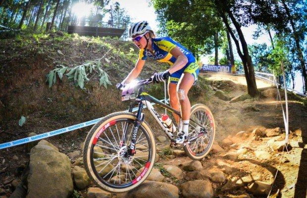 Polémica: Jenny Rissveds no podrá competir en el Mundial por la ropa que usa