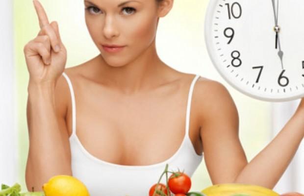 ¿Qué es la crononutrición?