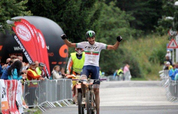 Tiago Ferreira, nuevo campeón del Europa XCM y la española Claudia Galicia subcampeona