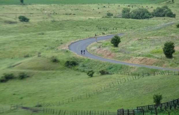 Un ciclista muere atropellado durante la carrera Trans Am Bike Race