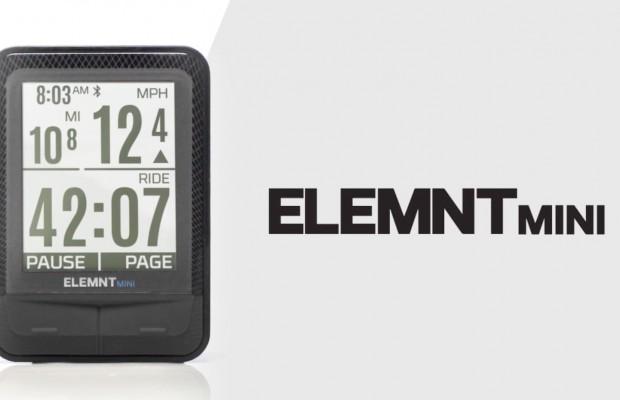 Wahoo Element Mini, pequeño en tamaño y grande en prestaciones por menos de 100 €