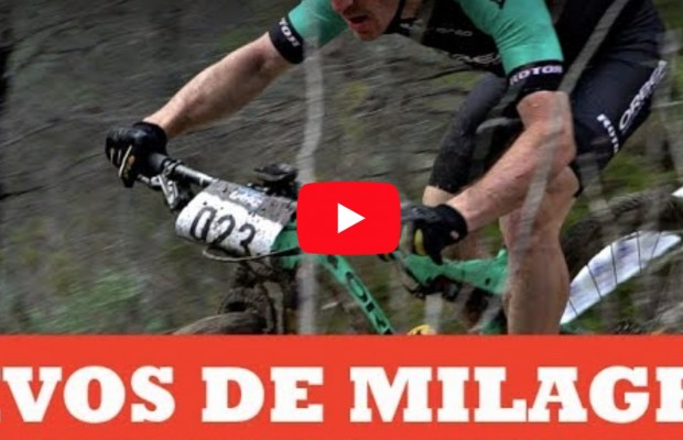 Así terminaron Ibon Zugasti y Alberto Losada la Costa Blanca Bike Race