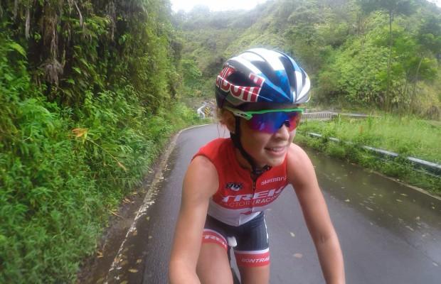 Emily Batty entrenaba en Hawai cuando recibió esta alerta por un inminente ataque con misiles