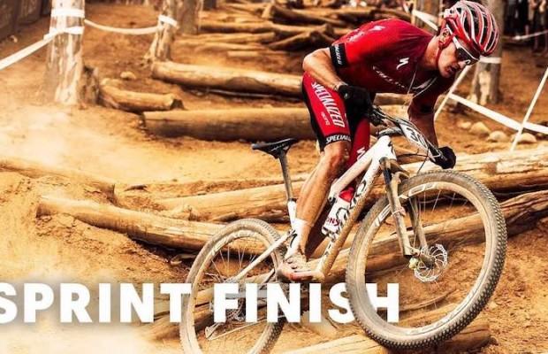 El sprint de Stellenbosch  para ver una y otra vez