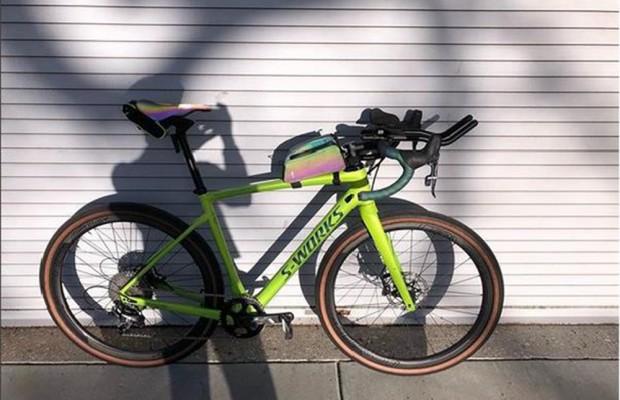 Erik Nohlin ofrece 1.000$ de recompensa a quién recupere sus bicis robadas