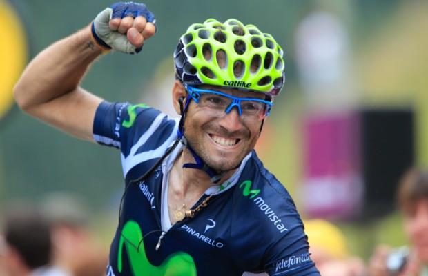 ¿Es Alejandro Valverde el mejor ciclista en la actualidad?