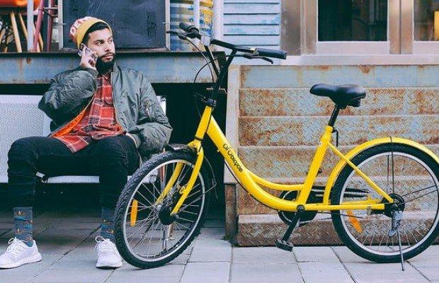 Las empresas de bicis compartidas invaden la ciudad y no todo son ventajas