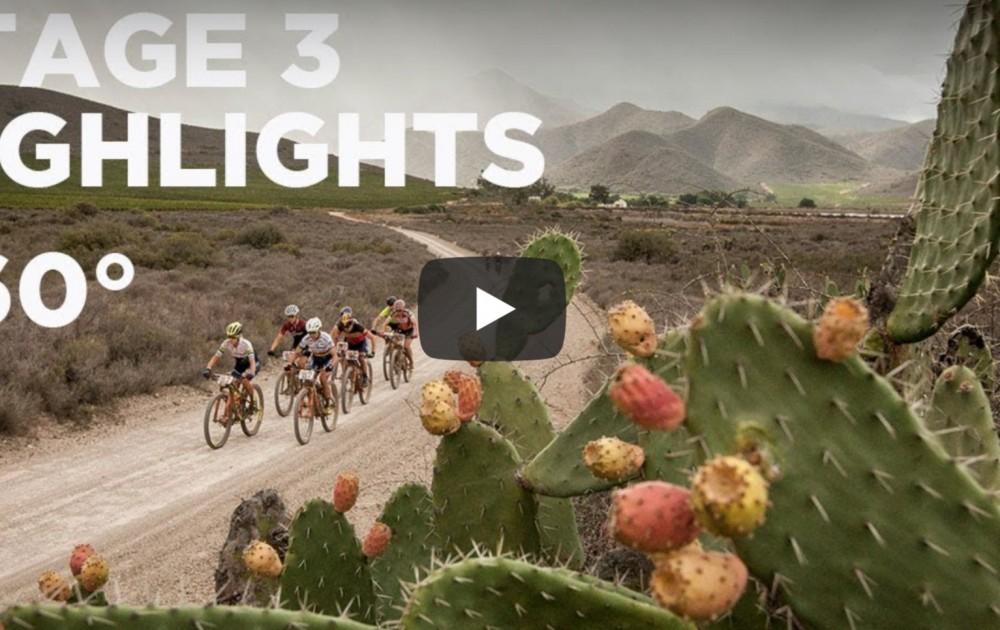 Etapa 1. Los mejores vídeos de la Cape Epic 2018