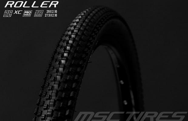 MSC presenta su primera colección de neumáticos para mountain bike y carretera