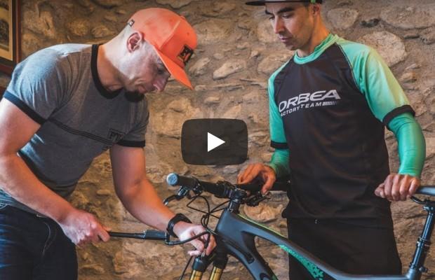Tomi Misser te enseña cómo ajustar las suspensiones de una mountain bike