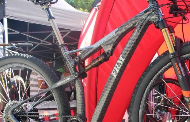 FRM Anakin 2020, la mountain bike más exclusiva se fabrica con Dyneema