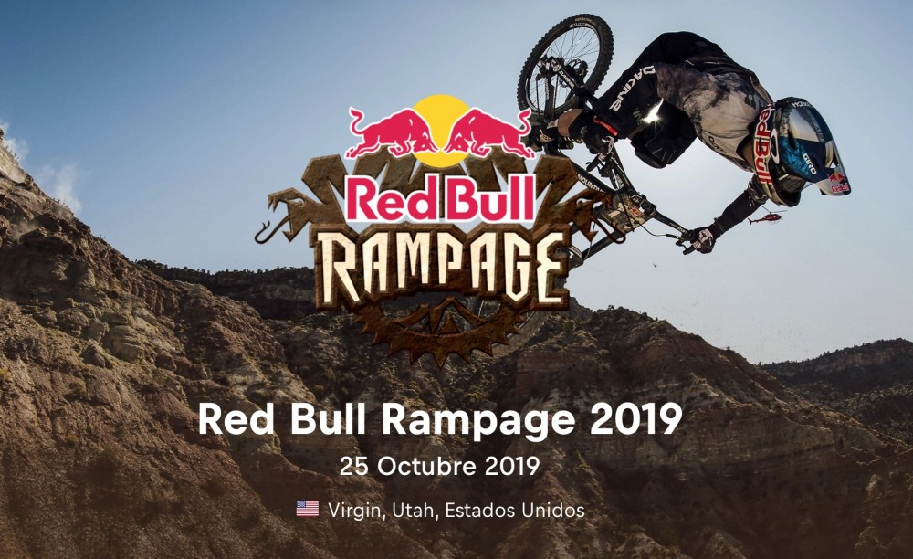 Ver Red Bull Rampage 2019