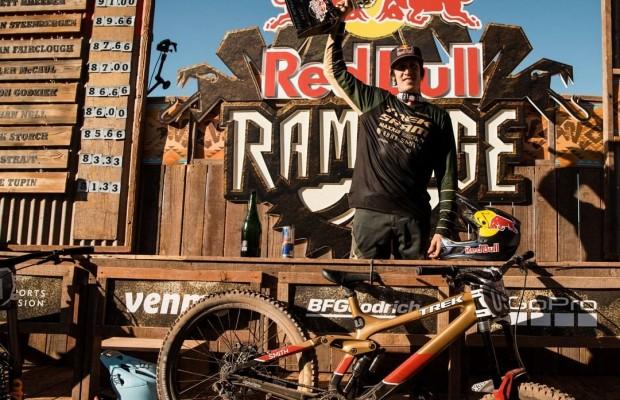 Brand Semenuk gana el Red Bull Rampage 2019