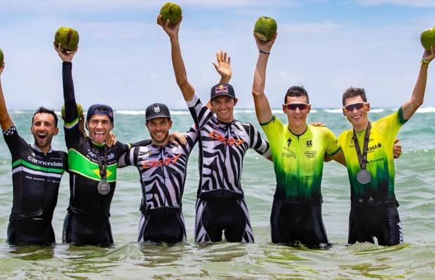 Tiago Ferreira y Hans Becking ganan la Brasil Ride 2019