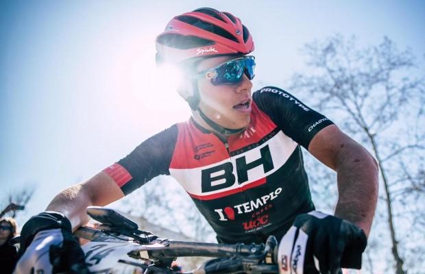 """""""Llega el momento de decirle adiós"""" Josep Duran deja el mountain bike a los 22 años por una enfermedad cardíaca"""