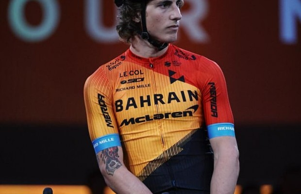 Team Bahrain McLaren 2020: McLaren llega al ciclismo profesional
