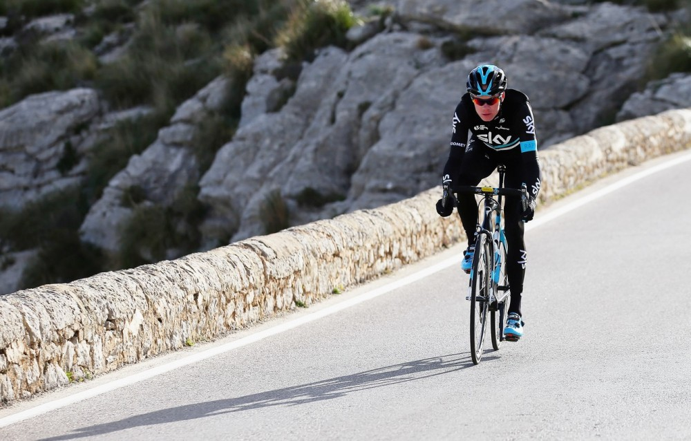 Team Sky Chriss Froome